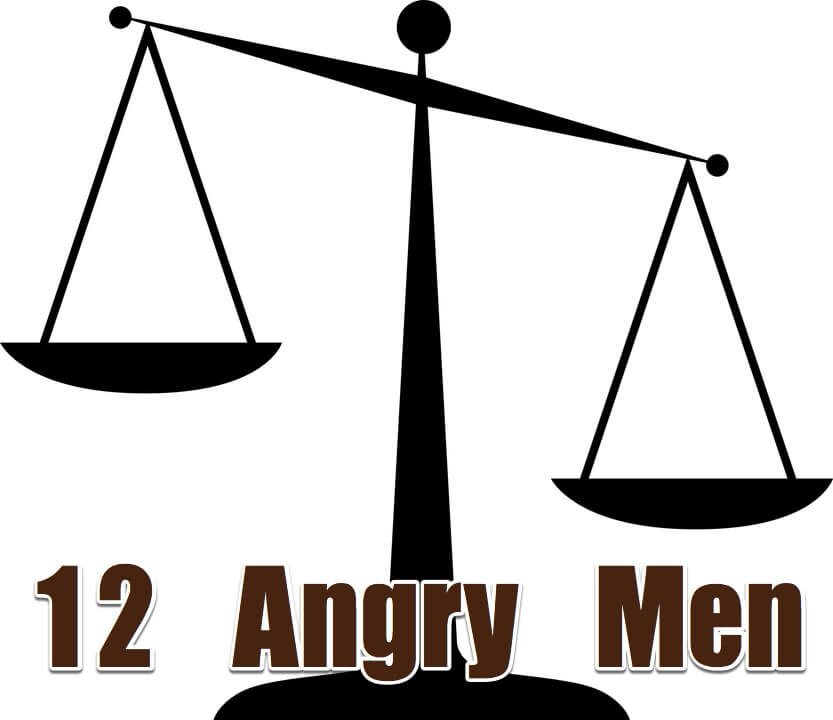 an analysis of reasonable doubt in twelve angry men by reginald rose Twelve angry men has 19626 ratings and 899 reviews  by reginald rose,   are ready to make a snap decision of guilty and head home, but one dissenting  juror has a reasonable doubt  shelves: intelligent, human-behaviour-analysis.