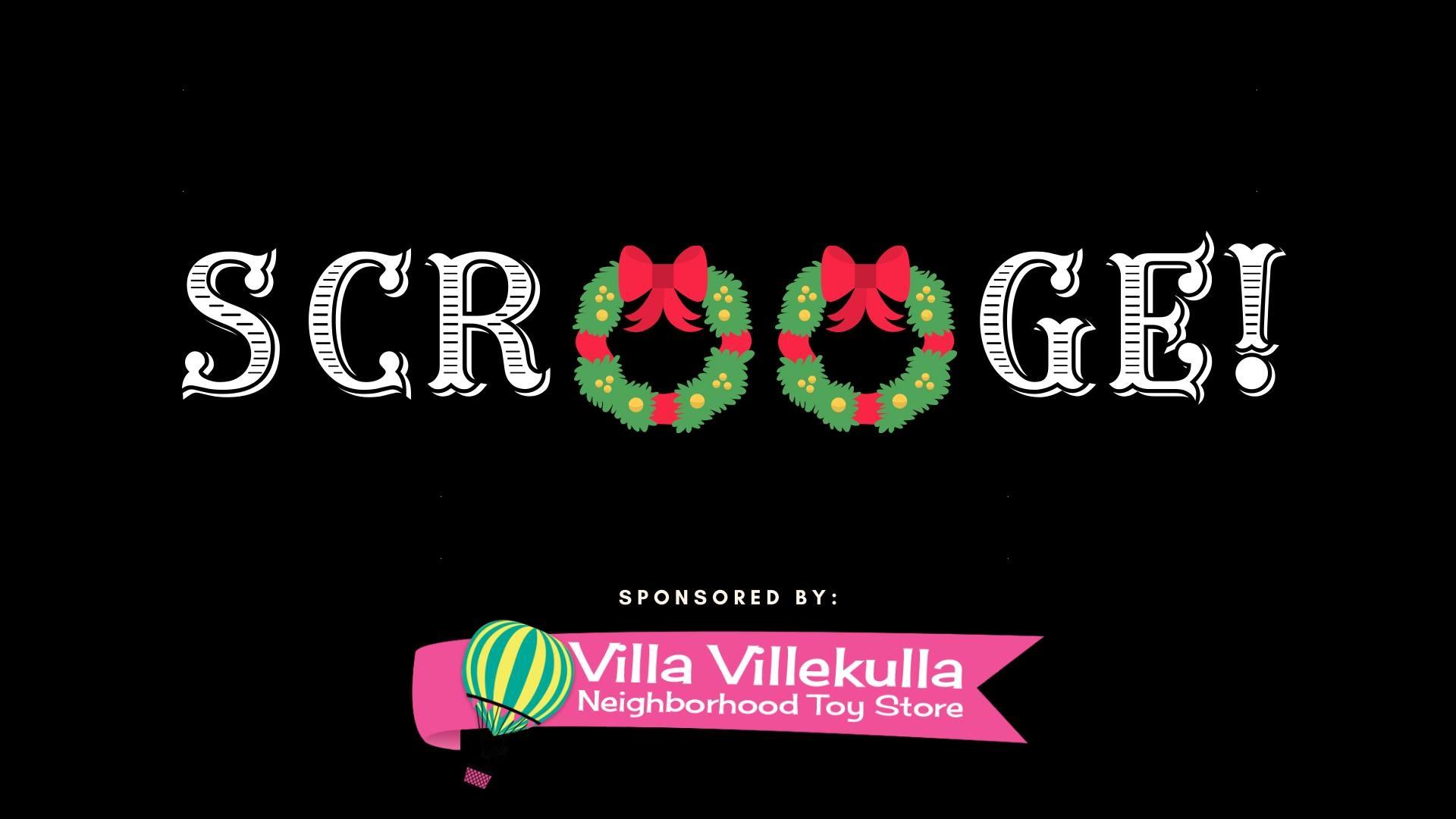 Scrooge!