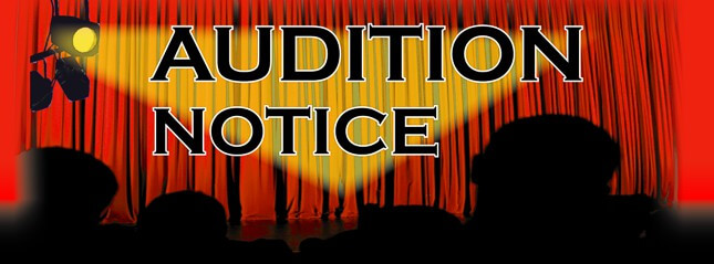 Auditions: Drowsy Chaperone
