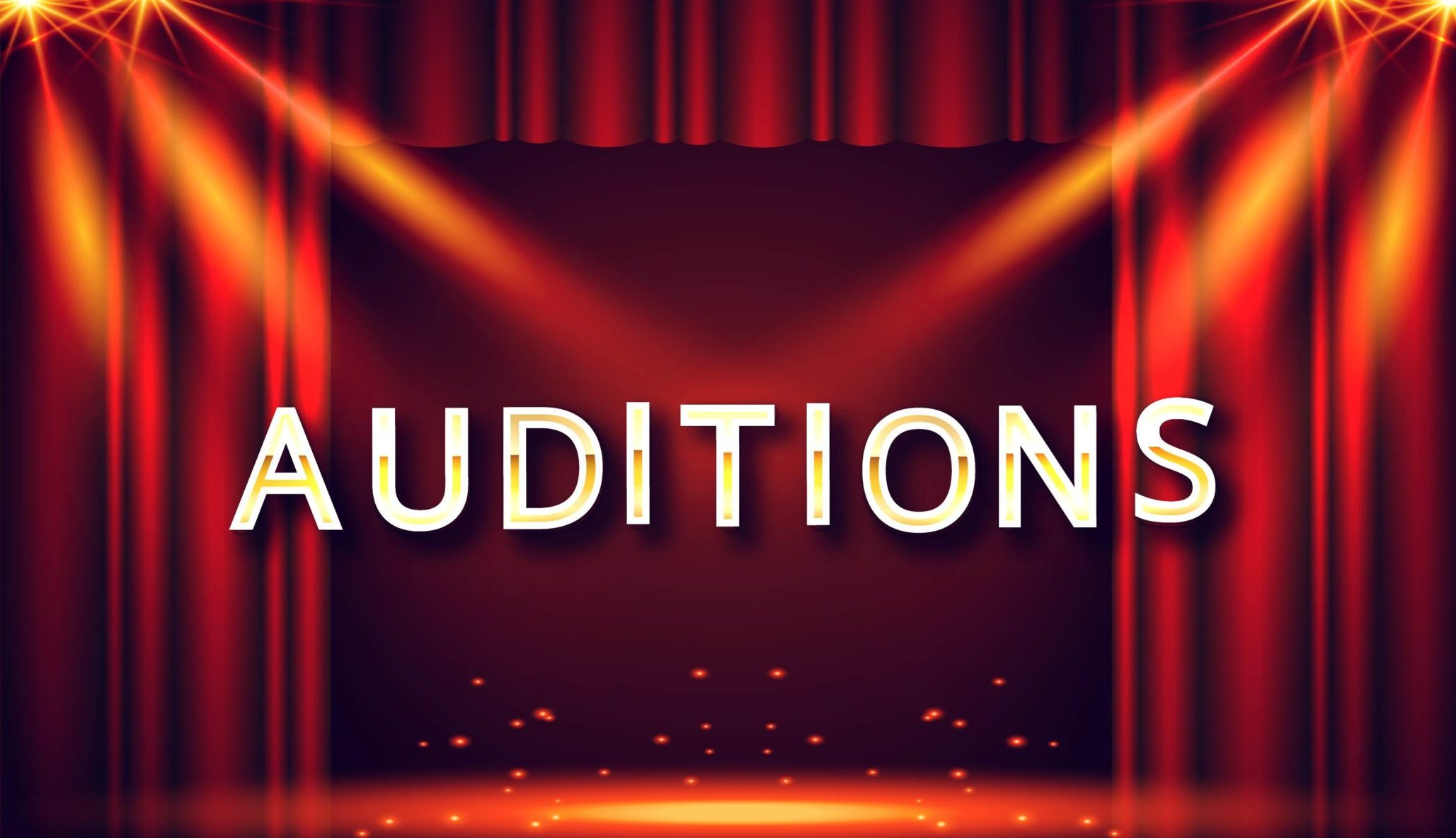 'Senior Moments' Auditions