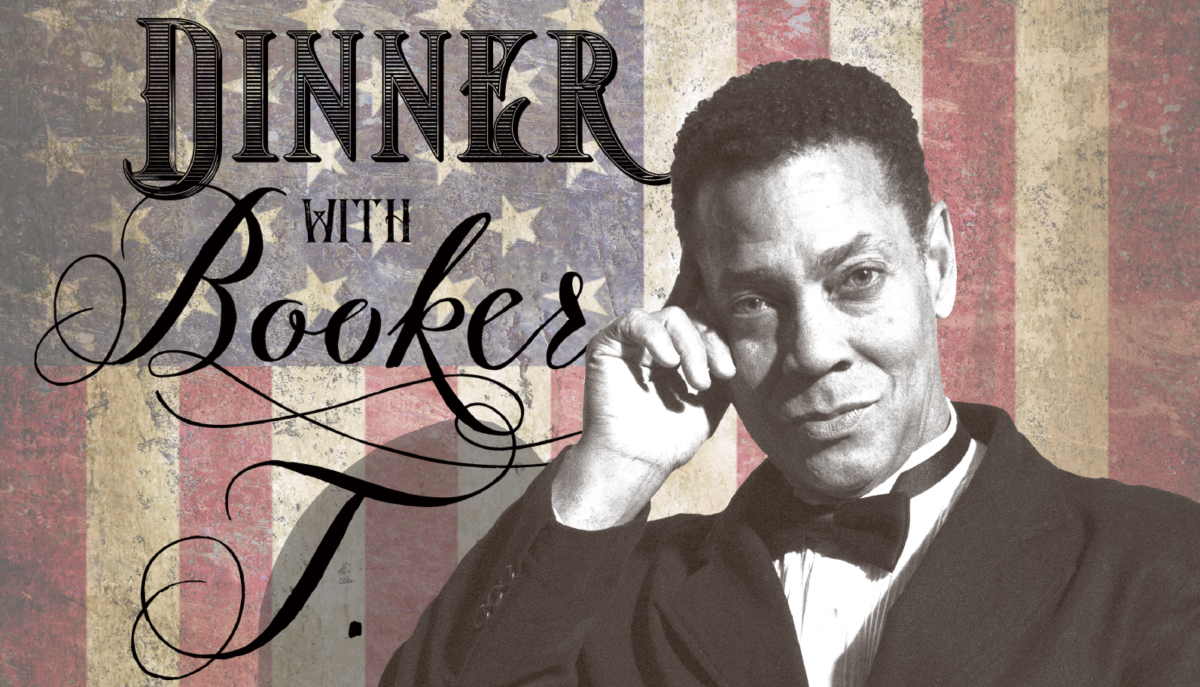Dinner With Booker T