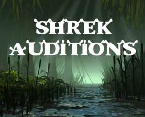 shrek auditions